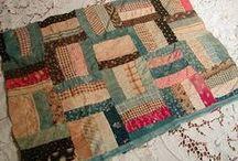 Quilts....&.... Fabrics.... / by Stéphanie....... Pérez Hébert