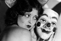Vintage Circus / Vintage Circus photo shoot October(?) 2012
