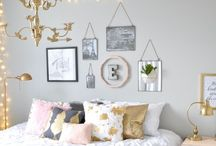 Girly style bedroom 7 year