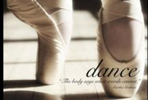 Dance Life / Look into the life of a dancer. I dare you / by Lexie Jones