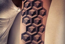 Tattoos / by Anthony Mirelli