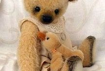 Teddy Bears 2 / by Pamela Rider