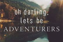 Adventures ↣ /  Beautiful scenery to escape to one day. ↣ What you'll find here: Maps, Locations, Hot Spots, Travel, Adventure, Scenery, Worldly, Wanderlust, Hiking, Trips, Getaways, Travel Tips / by East Center Style