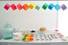 Parties! / BDAY party ideas for the boys! / by Carmen De La Peña