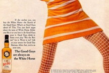 Whisky: Go Go era to modern times / Ads and bottle shots help age date dusties from 1968 on.