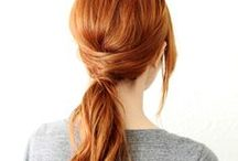 Red Hair / by Daily Makeover