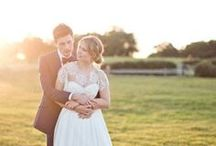 Jess and Matt's wedding at The House Meadow (feature on Style Me Pretty) / All images © Caught The Light
