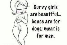 Curvy Women / by Kristina Rosenthal