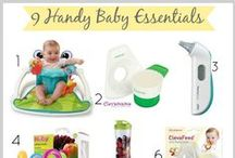 Baby stuff! / Gadgets, tips and advice for babies