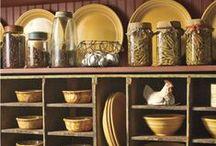 Primitive/Vintage Bowls / by Lisa Davis