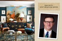 Q&A with Scot Meacham Wood on HB.com / by Scot Meacham Wood
