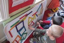 Sensory activities / Sensory learning experiences for preschool and primary children