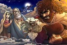 Artwork: Old Testament / Paintings related to Old Testament stories