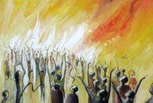 Artwork: New Testament / paintings depicting New Testament stories