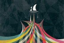 Illustration inspiration  / by Ciara Panacchia
