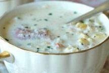 soups on! / by Stephanie O'Neal