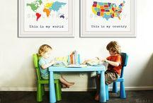Kids: H&H / by Megan Hamerski