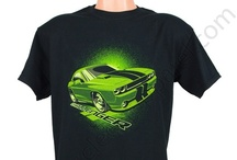 Dodge Challenger Apparel / Dodge Challenger Merchandise and Gifts