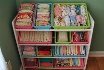 Cloth Diapering! / by Hannah R