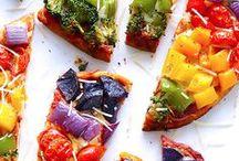 Colorful vegan recipes :D