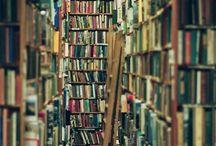 LIVING WITH BOOKS / by der 8. und der 9. Zwerg