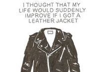 JACKETS & Co. / Come one Come all, A size and make 4 Everyone.... Well almost I guess... / by Eddie Franco