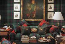 Highlands & Tartans / by Elizabeth Robertson