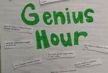 Genius Hour/Passion Projects / Inspiration for our Genius Projects in the Classroom.