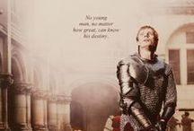 For the Love of Camelot / by Emily Tubberville