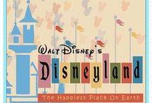 Disneyland! / All disneyland things! / by Elizabeth Robertson