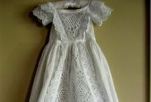 christening- vintage / by Gail Groth