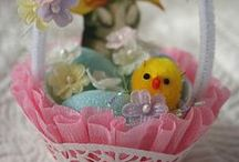 Vintage Easter Style