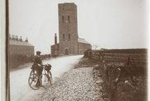 In Pursuit of Spring / Photos taken by the poet Edward Thomas during Spring 1913, on a bicycle journey from London through Surrey, Hampshire and Wiltshire towards the Somerset coast. The journey informed his prose work, In Pursuit of Spring, published in 1914.