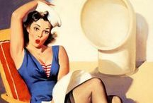 Classic Pin-ups / by Paige Christensen