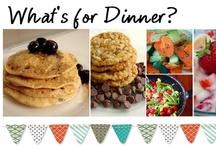 meal ideas / by Cassandra Giller
