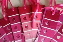 Valentine's Day Crafts / by Cindy Christal-Atagana