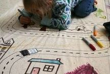 Learning & Fun For The Littles / For young children: Learning through art, science, reading, play, and experience... as well as some montessori resources.