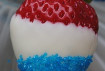 4th Of July Inspiration / All things American for Independence Day celebrations - food ideas, kids crafts, decor inspiration, and more.