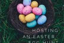 Easter Inspiration / Inspiration for all things Easter - games, bible resources, kids crafts, and decor ideas.