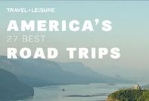 Road-Trippin With The Fam / Road trip inspiration, tips, and holiday destinations for the whole family.