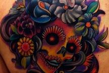 Tattoos & Piercings / by Megan Dodge