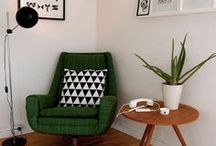 My Dreamy Home Office / Home office and workplace inspiration and ideas.