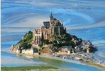 Castles::fairytaleplaces::Castles / by C. Christal Atagana