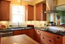 Huggy Bear's Green Cabinets- Eco Friendly / by Huggy Bear's Cupboards