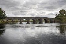 Mayo, Ireland:  Buildings & Architecture