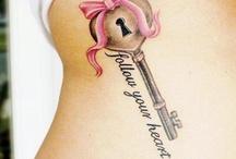 tattoos / by Cassandra Giller