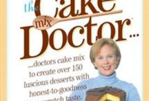 Cake Mix Doctor Collection
