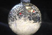 Christmas Ornaments / by Cindy Christal-Atagana