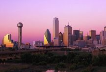 Dallas & Fort Worth / by That's So Boss