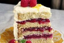 Let them eat cake...  / by Olivia cupcake Johnson